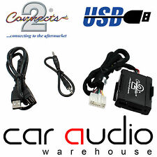Connects2 CTALXUSB002 Lexus IS200 PRE 2004 USB Aux  In put Car Interface Adaptor