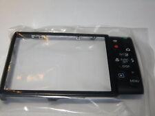Canon PowerShot ELPH 330 HS (IXUS 255 HS)back Cover Black Repair Part