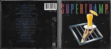 CD 14 TITRES THE VERY BEST OF SUPERTRAMP 2 DE 1992 EUROPE