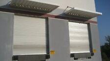 DuroSTEEL JANUS 10' X 10' 1100 Series Commercial WIND RATED Roll-up Door DiRECT