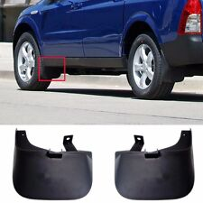 Front bumper Mud Splash Guard L+R for Oem Parts Ssangyong 2007-11 Actyon Sports