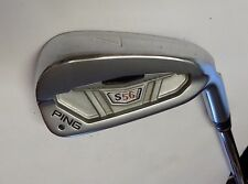Ping S56 Black Dot 7 Iron True Temper S300 Steel Shaft