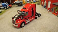 "Loose DCP Hiel Red 1:64 Western Star 5700 XE 68"" HIGH Roof semi Cab truck only"