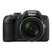 Nikon Coolpix B700 20.2MP 4K Digital Camera 60x Optical Zoom Black WiFi/ NFC