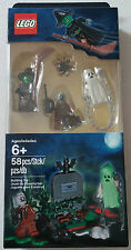 LEGO® Monster Fighters 850487 Halloween Accessory Set Neu & OVP New Zombie Witch