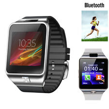 V8 Bluetooth Smart Wrist Watch Phone Mate for Samsung Apple iPhone IOS Android