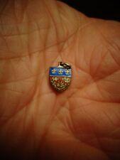 Ancienne Minuscule Médaille aux Armoiries et Blason de la Ville d'Amiens