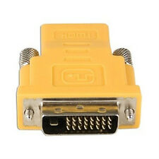 DVI-D Dual-Link (M) to HDMI (F) Adapter BRAND NEW