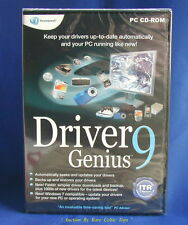 Driver genius 9 scellé windows 7 windows xp de avanquest
