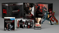 Ninja Gaiden 3  Collector's Edition (PlayStation 3) Brand New,Free Shipping.