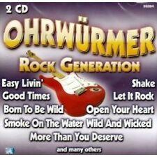 Ohrwürmer-rock génération (36 tracks) Blue öyster Cult, Bad Company, [double CD]