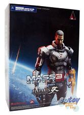 Square Enix Play Arts Kai Mass Effect 3 Commander Shepard Action Figure