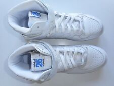 ADIDAS ORIGINALS FORUM MID RS NIGO WHITE MEN'S TRAINERS SIZE UK 11.5 RRP £89.99
