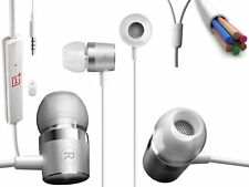 genuine oneplus one in ear earphone//headphone with mic for one plus two/three