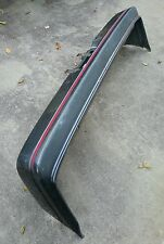 REAR Bumper Cover 84-87 Honda CRX DX/HF - OEM stock equipment, not aftermarket