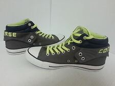 CONVERSE ALL STAR CHUCK TAYLOR MEN SHOES CHARCOAL/GREEN 139639F SIZE 10.5 NEW