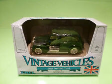 ERTL  1958 LONDON TAXI  1:43  - RARE SELTEN - GOOD CONDITION   IN ORGINAL  BOX