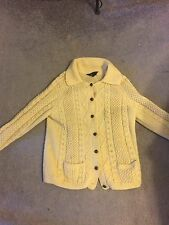 Womens Vintage Standun Irish Sweater