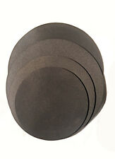 Drum Accessories - Drum Mute Silencer Set for Toms and Snare - 10 / 12 / 14 / 14