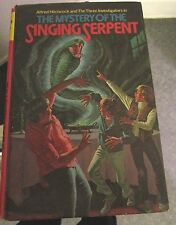 #17 Alfred Hitchcock & the 3 Investigators in the Mystery of the Singing Serpent