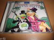 THE MUPPET MOVIE soundtrack CD Jim Henson KERMIT rainbow connection PAUL WILLIAM