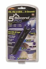 5 Second Fix Liquid Plastic Welding Kit - Fix,Repair and Seal Anything in 5 AOI