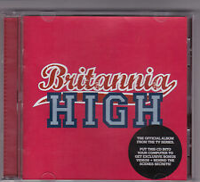 Britannia High - TV Series Soundtrack - CD (2008 Polydor/ITV U.K.)