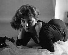 Sexy TINA LOUISE 11x14 DBW Archival Photo Embossed by MILTON GREENE  GR64