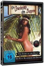 DVD / DIE GESCHICHTE DER PUPPEN; KULT KLASSIKER DER EROTIK; NEU & OVP  (WV)