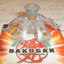 Bakugan Freezer Clear B3 Bakucrystal 740G & cards