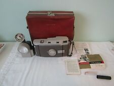 Polaroid 800 Land Camera With Case, Wink-light Flash, Manuals Etc Nice condition