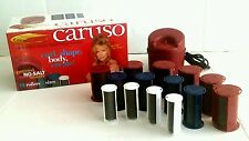 Caruso  Molecular Steam Hairsetter with 14 Rollers Open Box