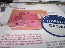 Das war die DDR Einkaufen Florena Creme
