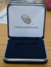 American Eagle Silver Bullion Coin Display Box from The US Mint  (NO COIN)-OEM