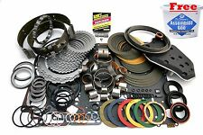 Ford 4R70W 4R75W Transmission Deluxe Rebuild Kit 04-ON Level 2 W/ Washers, Bands