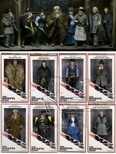 Neca The Hateful Eight Movie 8 Inch Action Figure Set of 8 New