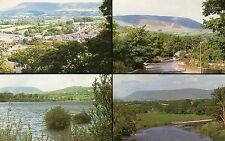 Lancashire Herritage collectors postcard No 12 Scenes around Pendle hill