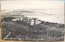 Irish Postcard GREAT SOUTHERN HOTEL RR Mulranny Mallaranny Ireland Mayo Lawrence