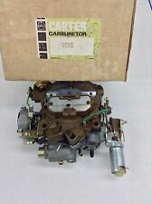 NOS CARTER QUADRAJET CARBURETOR 9086S 1975 CHEVY GMC TRUCK 454 ENGINE