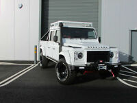 Land Rover Defender 130 Double cab 2.2 TDCi Over Land Polar Edition