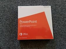 Microsoft Office 2013 PowerPoint Power Point Disc