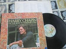 Harry Chapin – On The Road To Kingdom Come Elektra  K 52040 Vinyl LP Album
