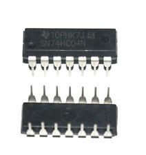 10Stk SN74HC04N DIP-14 74HC04N 74HC04 HC04 Hex inverter Hex-Wechselrichter IC