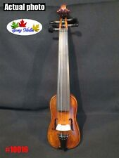"Hand-made Baroque style fancy Pochette violin 5 3/4"",great sound #10016"