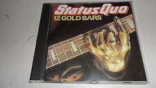 CD  12 Gold Bars  von Status Quo