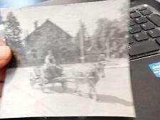 Kitzbühel  1945 - 46   PRIVATE PHOTOGRAPH  lj k  90 x 90 mm