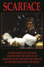 #Z160 Scarface Movie Poster 24x36