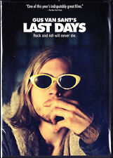 Last Days (DVD, 2005) New
