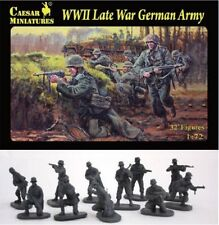 CAESAR Miniatures 074-WW2 guerra ritardo Esercito Tedesco 1:72 figures-wargaming KIT