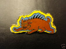Star Trek Animated Series Capellan Power Cat Pin Badge STPIN7830